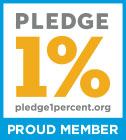 Pledge 1% Member
