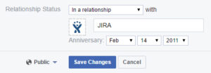 I'm Currently in a Relationship with Jira